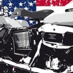 80flh harley-davidson boston state police - photographisme - format 800 x 600