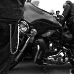 black leather pants and jackets - harley-davidson