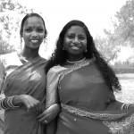 jeunes filles tamouls - balance coco - Saint-Louis - La Réunion
