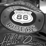 Lady Biker - Old Chaps Riders - quelque part entre Paris et Toulouse
