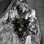 Pieta abandonnée - cimetière de Renancourt - Amiens - Picardie