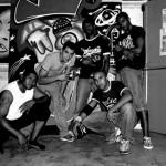portrait - 100 - limites - the crew - street dance free style hip-hop - saint-denis - la reunion