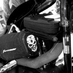 Thierry's hell on wheels - harley-davidson - détail - Berck
