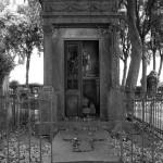 tombe abandonnée cimetière de Renancourt - Amiens - Picardie